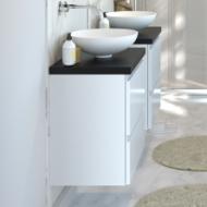 Meuble gain place salle de bain mobilier petites - Meuble gain de place salle de bain ...