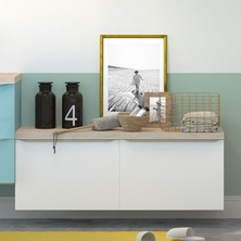 Meuble salle de bains moderne & design - Oskab