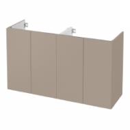 Meuble sous vasque pas cher mobilier sous lavabo salle de bain 120 cm oskab - Meuble sous vasque 120 cm pas cher ...