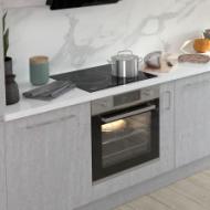 plan de travail cuisine stratifi ou bois massif pr t poser oskab. Black Bedroom Furniture Sets. Home Design Ideas