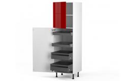 Armoire de cuisine avec tiroirs à l'anglaise Oskab