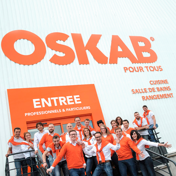 Oskab boutique en ligne cuisine salle de bains prix web for Cuisine oskab