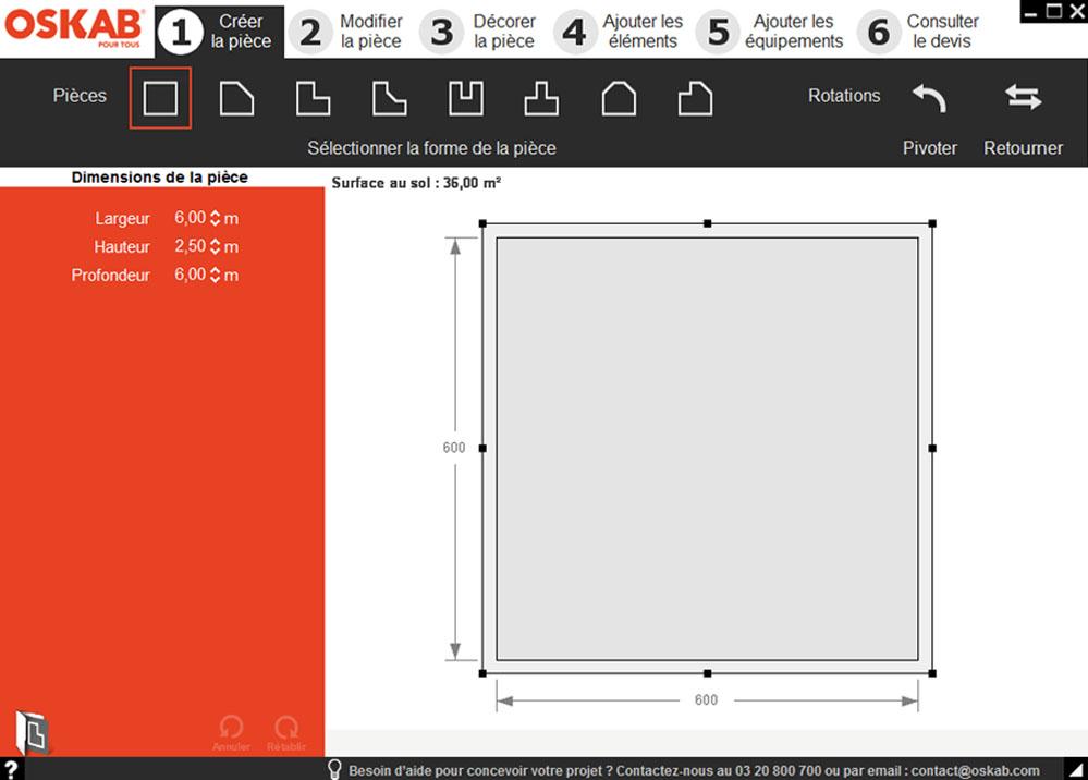Comment utiliser le logiciel cuisine 3d - Logiciel pour creer une piece en 3d ...