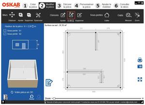 Comment utiliser le logiciel salle de bains 3d - Modifier salle de bain ...