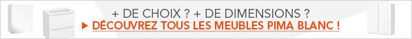 Découvrez tous les meubles de Pima Blanc