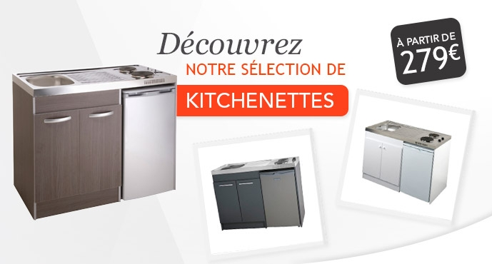 Bloc Kitchenette