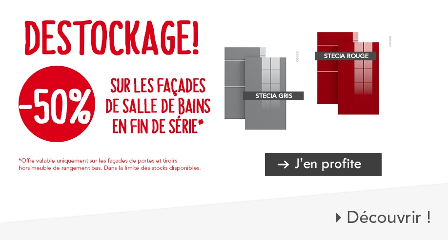 Destockage sdb