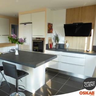 affordable oskab cuisine 3d with oskab cuisine 3d. Black Bedroom Furniture Sets. Home Design Ideas